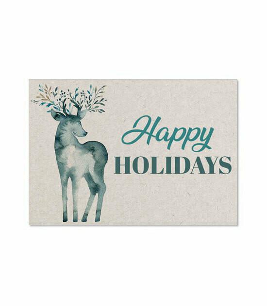 Happy Holidays - Doe Bay Gift Card $25-$1000