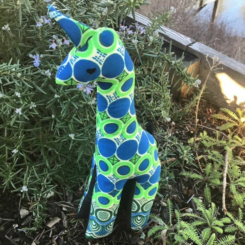 Stuffed animal - Giraffe