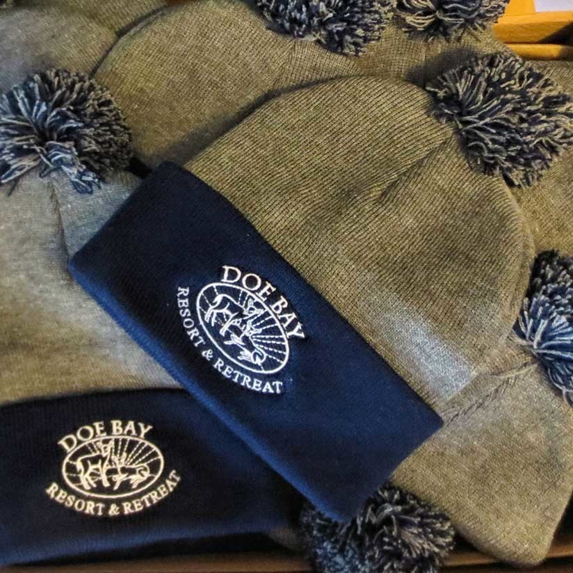 Doe Bay Bobble Beanie