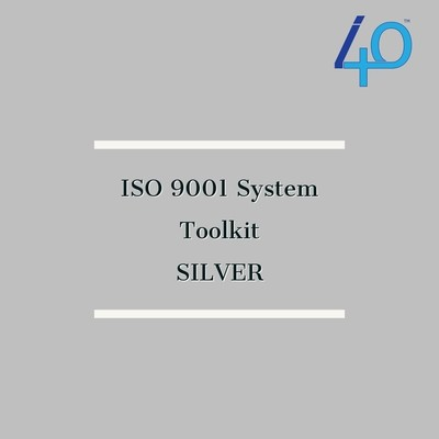 ISO 9001:2015 Premium Documentation Toolkit - SILVER  Price includes GST