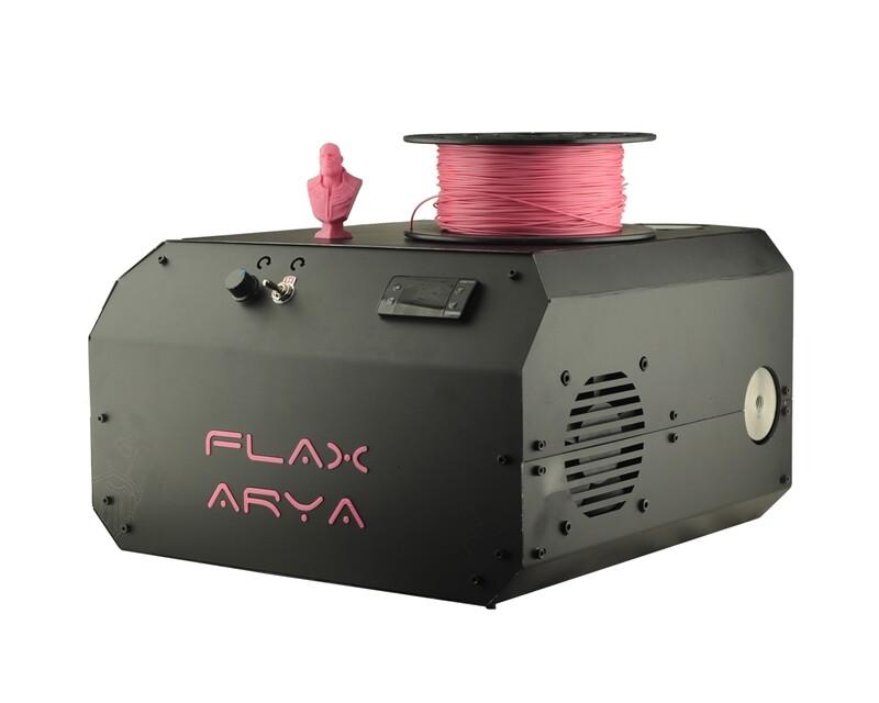 FlaX Arya Yarı Endüstriyel Filament Üretim Hattı