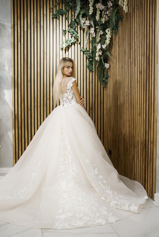 """Свадебное платье """"Сюзанна"""""""