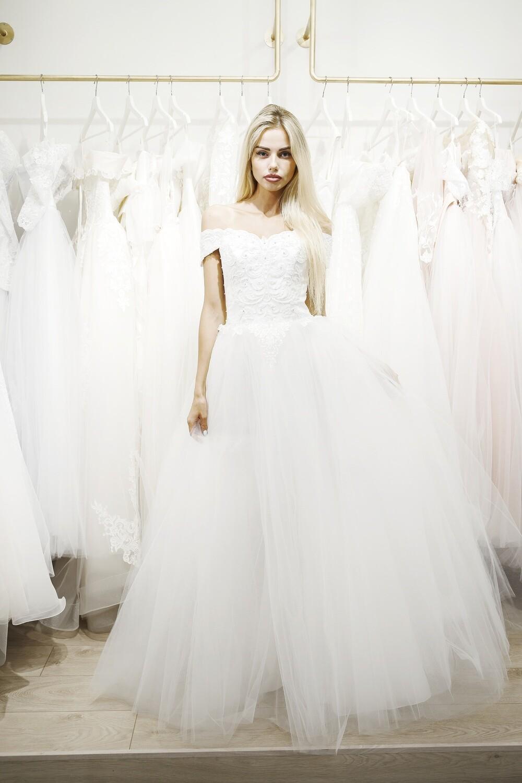 """Свадебное платье """"Ревека"""""""