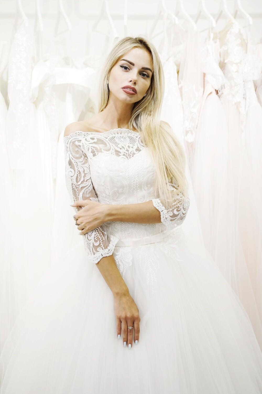 """Свадебное платье """" Лариэль """""""