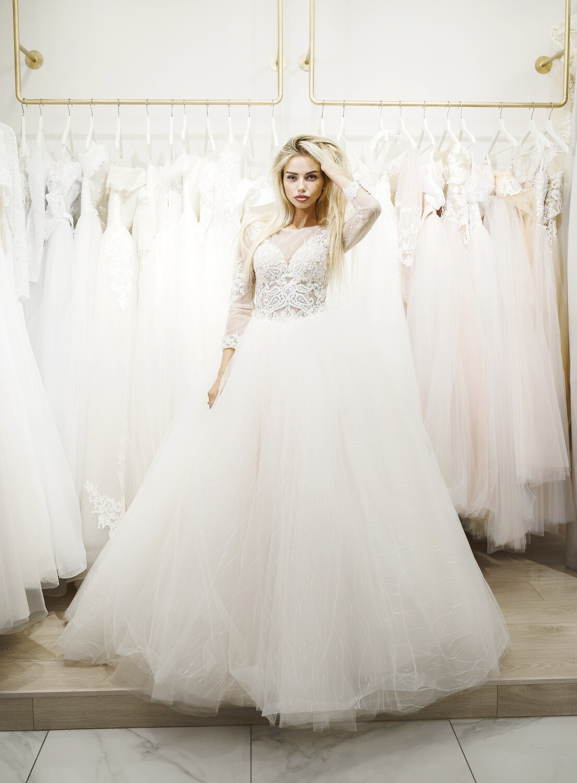 """Свадебное платье """"Даниэлла"""""""