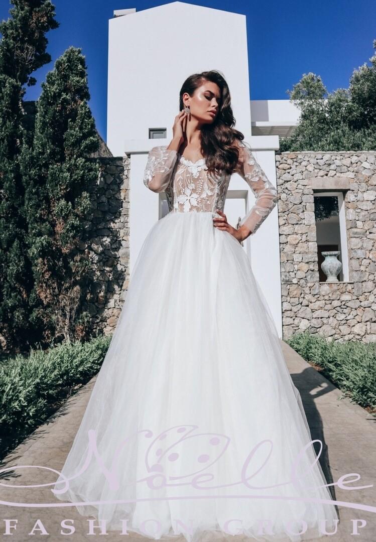"""Свадебное платье """"Сапфейр"""""""