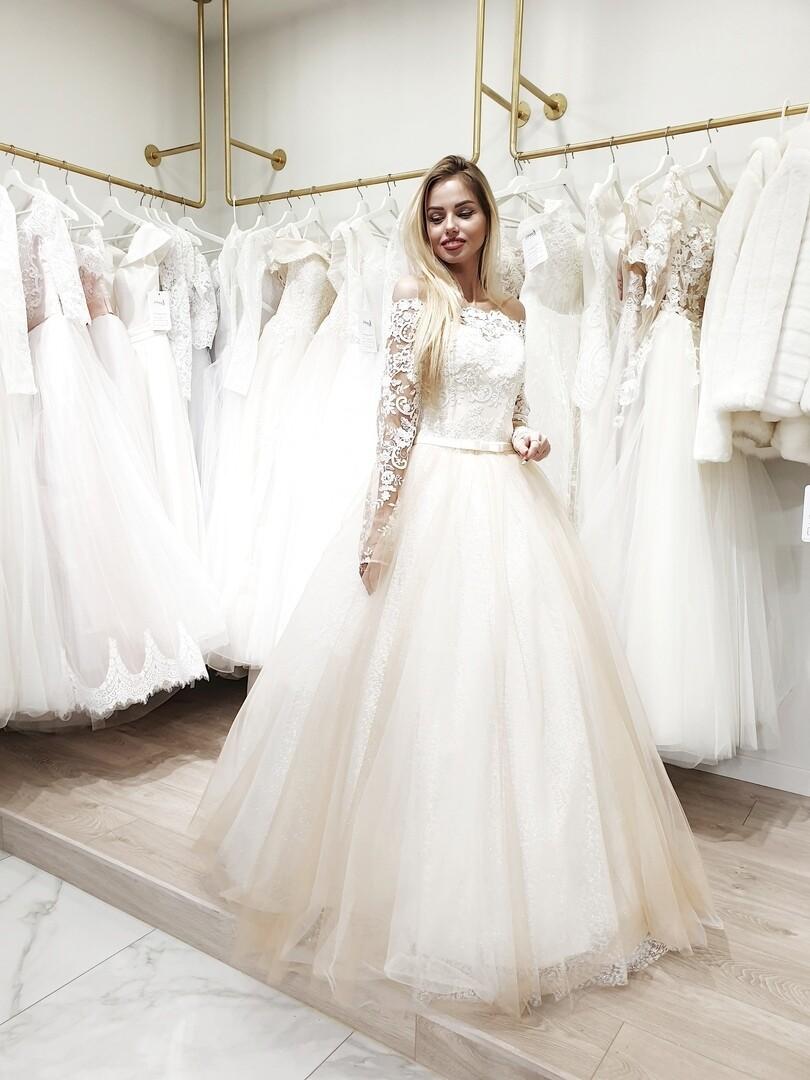 """Свадебное платье """"Андреа"""""""