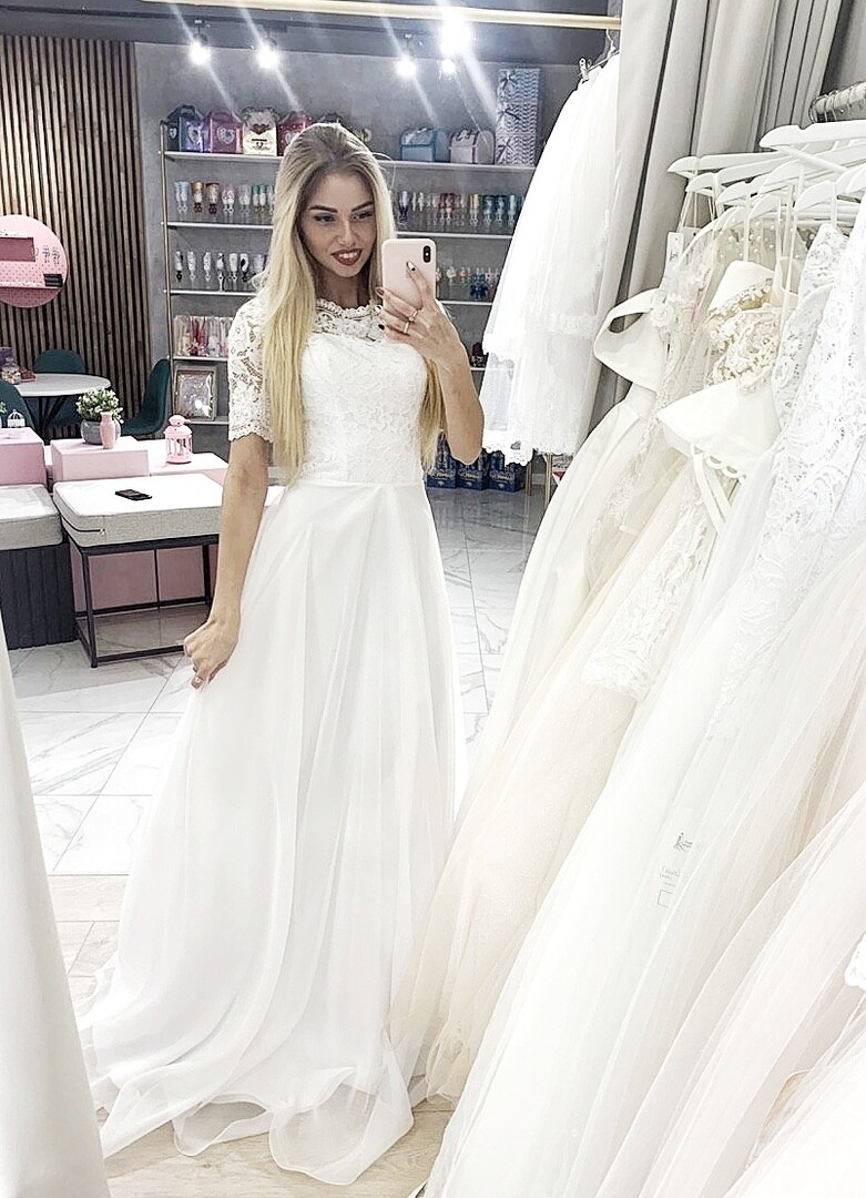 """Свадебное платье """"Аделина"""""""