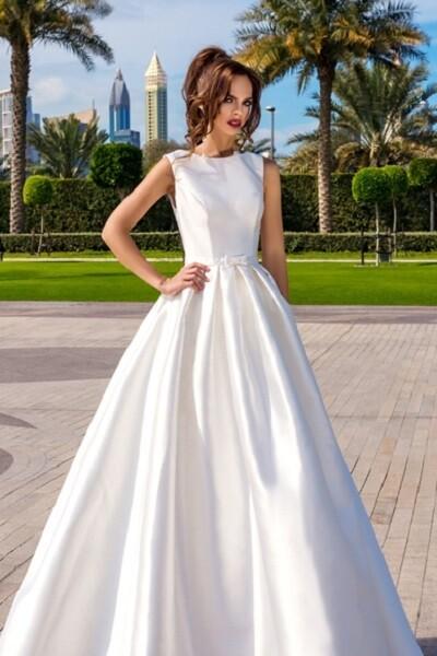 """Свадебное платье """"Шанель"""""""