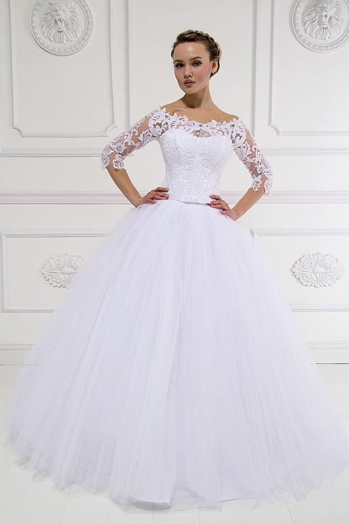 """Свадебное платье """"Алинка"""""""