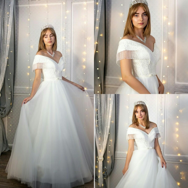 """Свадебное платье """"Маркиза"""""""