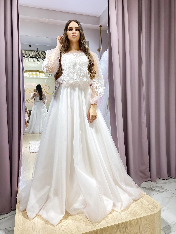 """Свадебное платье  """"Джессика"""""""