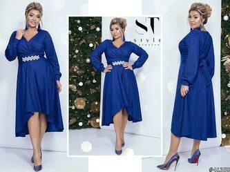 Платье 54