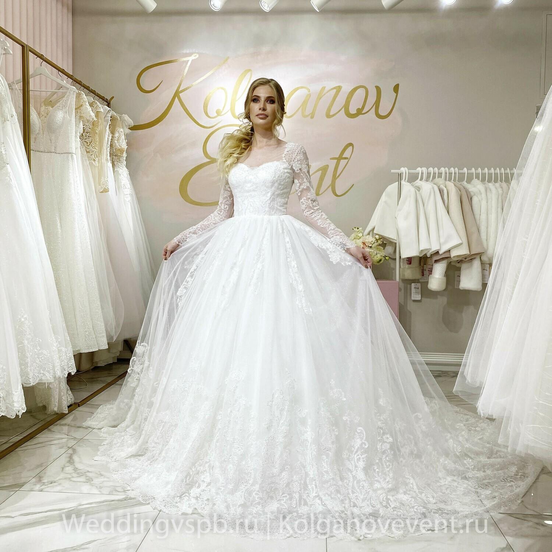 """Свадебное платье """"Изольда"""""""