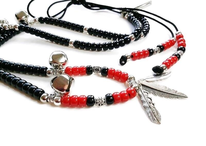 HARVEY chunky rhythm beads for horses