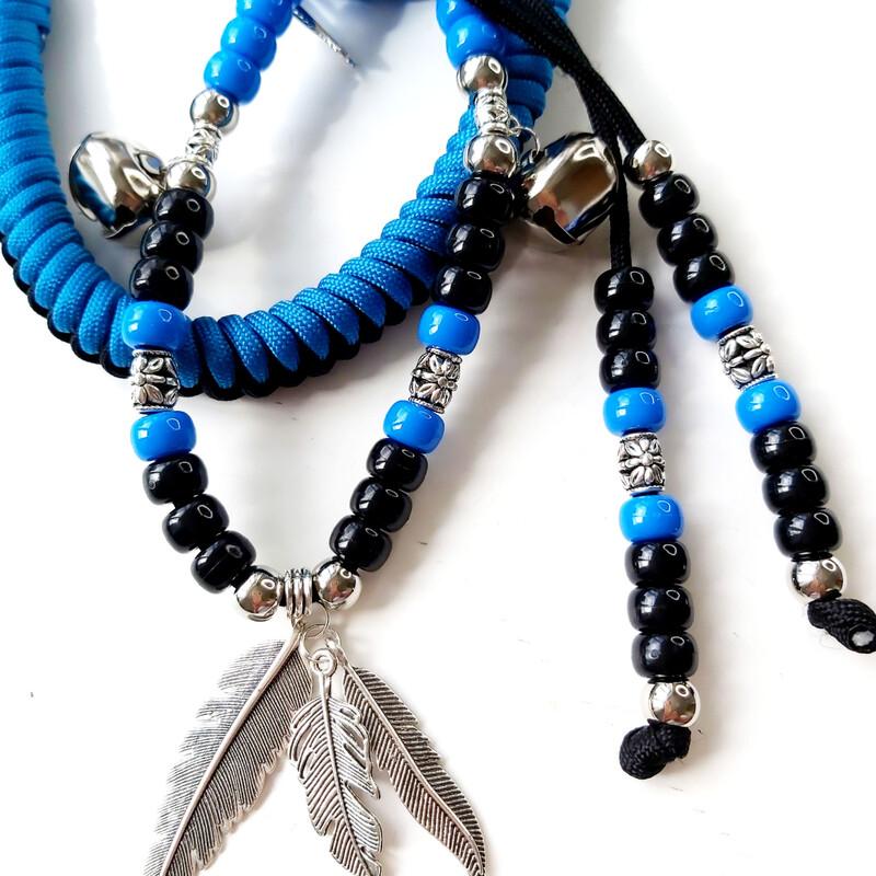 HAMISH chunky rhythm beads for horses