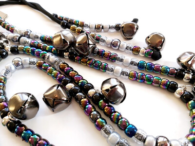 AURORA rhythm beads for horses and ponies