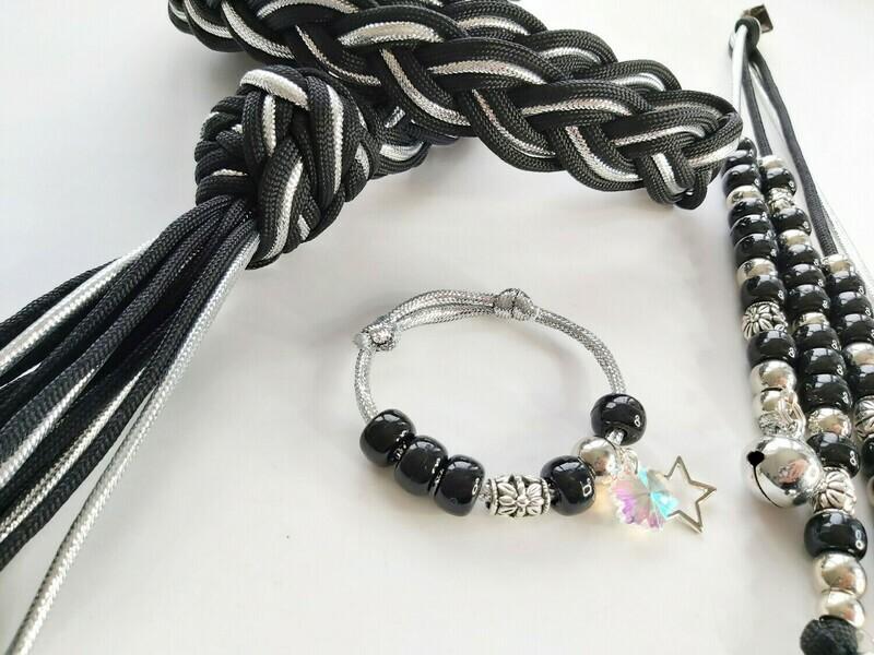 SHIMMER neck rope