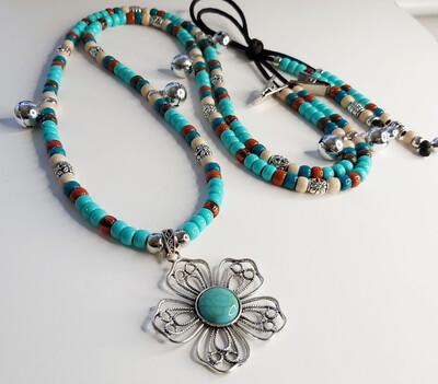 DAKOTA rhythm beads for horses, ponies & equines