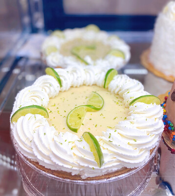 "9"" Key Lime Pie"