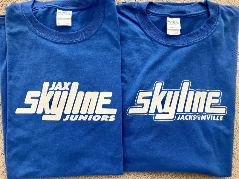 Jax Skyline T-Shirts
