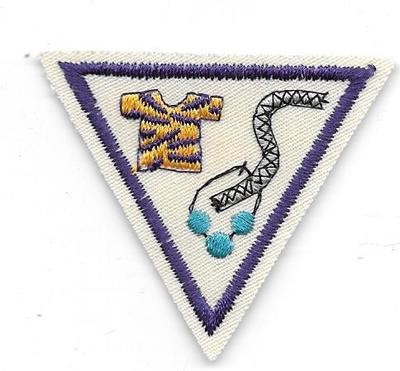 Art to Wear Purple Border 1989-1999