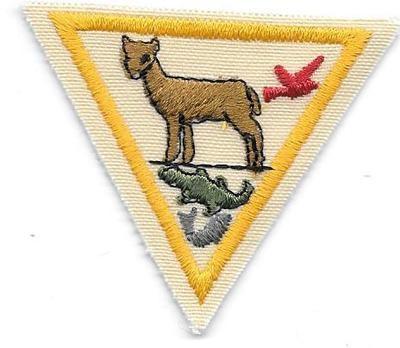 Animals Yellow Border 1993-1999
