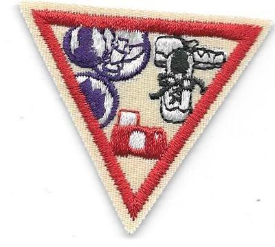 Hobbies Red Border 1993-1999