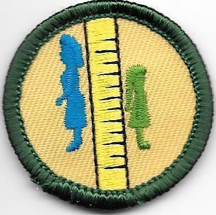 Becoming a Teen Green Border 2001-2010
