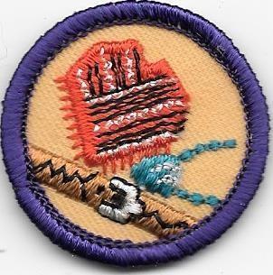 Art to Wear Purple Border 1980-1998