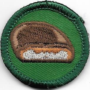 Cookie Biz Green Border 2005-2010