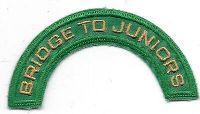 Bridge to Juniors 1977-1986