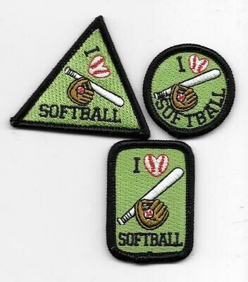 I Love Softball--Artistry's Re-release/expansion of retired troop's own