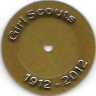 100th Anniversary Membership disk