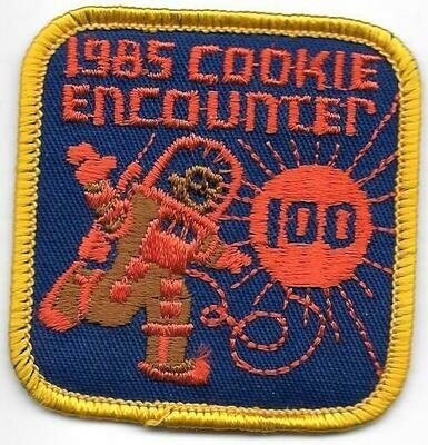 Cookie Encounter 100 1985  Little Brownie Bakers