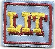 Leader in Training patch 1985-?