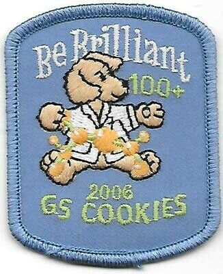 Be Brilliant 100+ 2006  Little Brownie Bakers