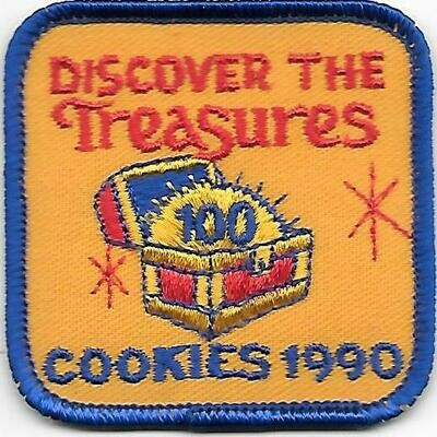 100 Cookies 1990 Little Brownie Bakers