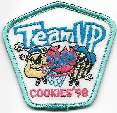 150+ Team Up 1998 Little Brownie Bakers