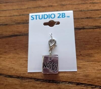 Write Now Studio 2B charm 2004-2009