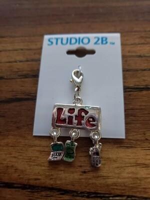 Don't Sweat It! Studio 2B charm 2004-2011