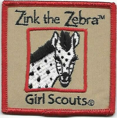 Zinc the Zebra red border program patch