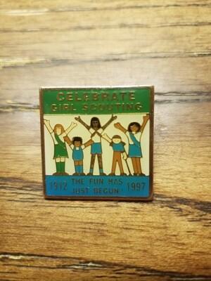85th Anniversary Pin 1997