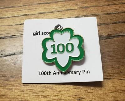 100th Anniversary Pin 2012