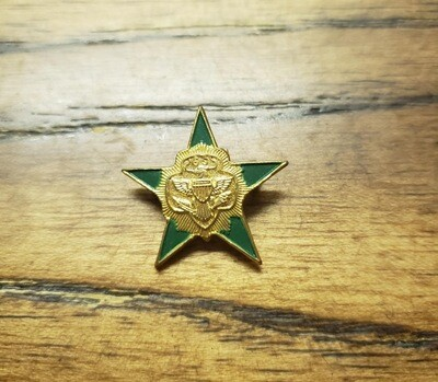 5 Point Pin 1955-1963