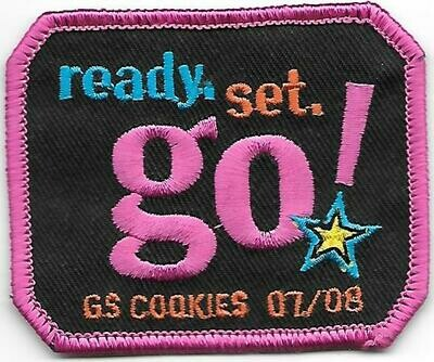 Base Patch Ready, Set, Go 2007-08 ABC