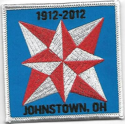 GSOH 100th Anniversary Patch (Johnstown OH)