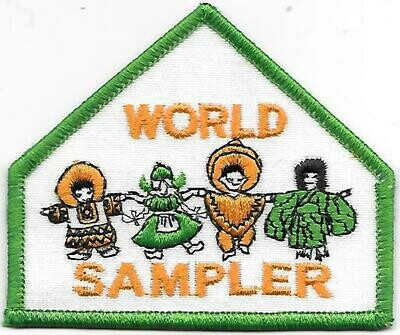World Sampler Fun Patch