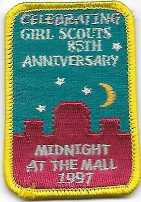 85th Anniversary Patch (unknown council)
