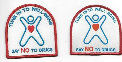 Contemporary Issues Say No to Drugs 1988 - 1996